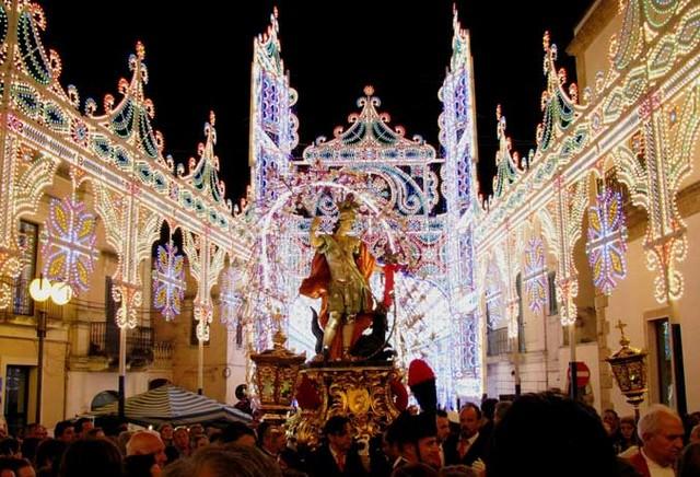 Festa patronale di San Giorgio a Matino