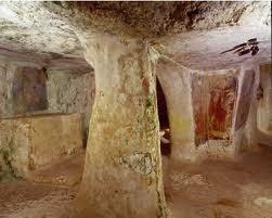 Cripta della Celimanna or Manna Coeli Virgo - Supersano