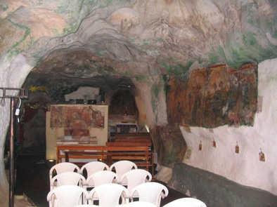 Cripta SS. Crocefisso o Santa Costantina