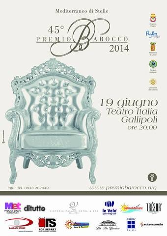 45 Premio Barocco
