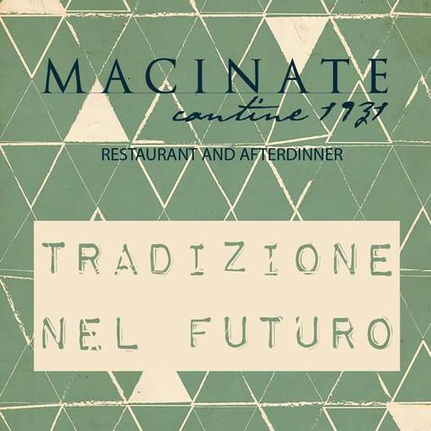 Macinate Cantine 1931