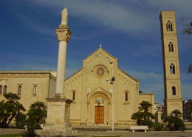 Basilica - Madonna della Coltura