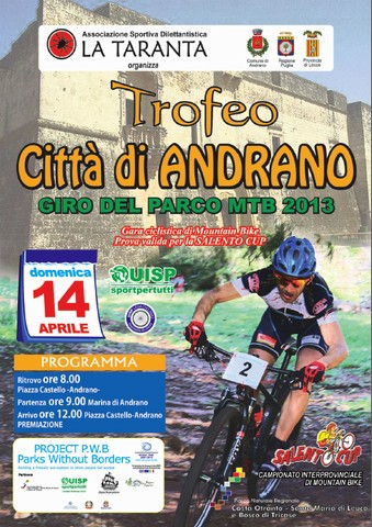 Campionato Interprovinciale di Mountain Bike - Andrano