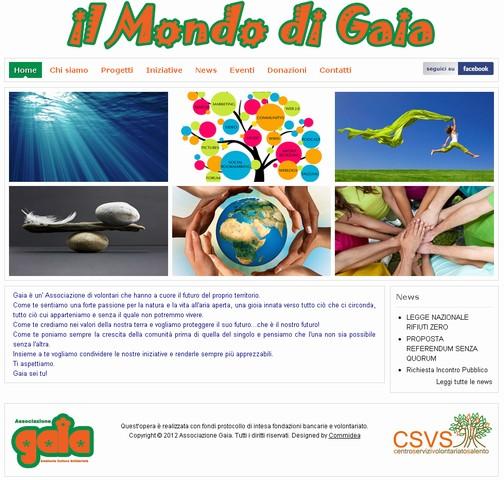 Associazione di volontariato GAIA - Corsano