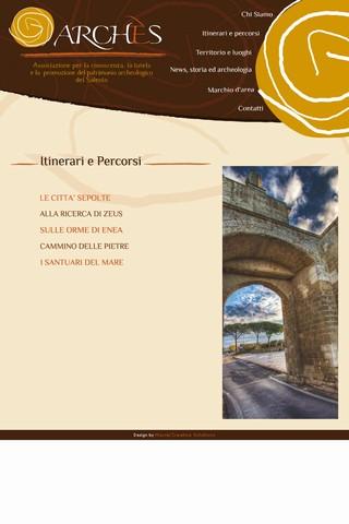 Archés - Promozione del patrimonio archeologico del Salento