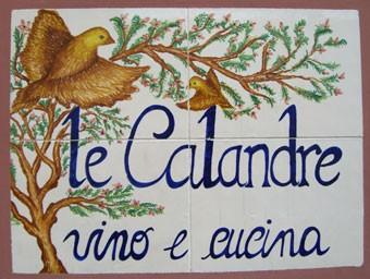Le Calandre